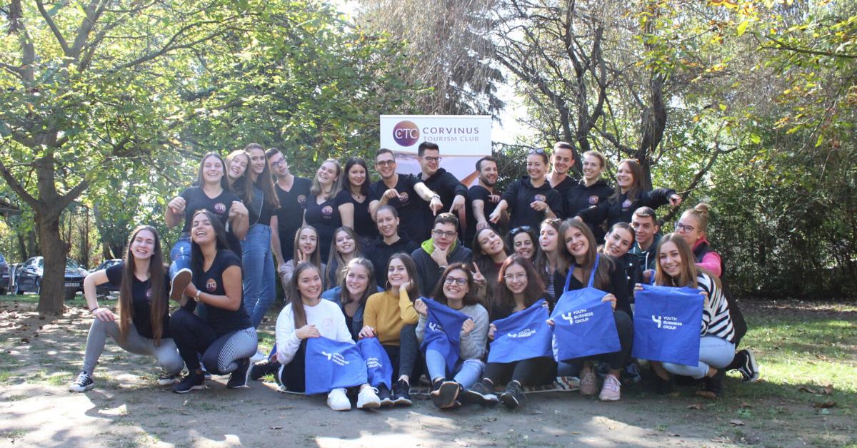 Mit tehet érted turizmus-vendéglátósként egy diákszervezet? – interjú