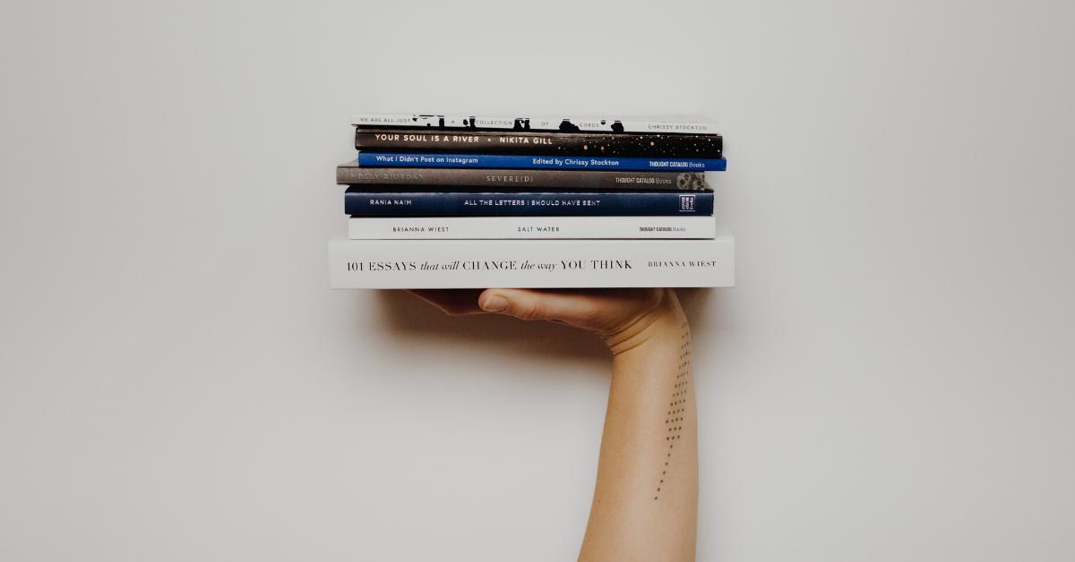5 könyv, amit már rég el kellett volna olvasnod