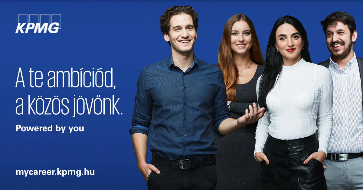 A te ambíciód, a közös jövőnk – Interjú a KPMG fiatal üzleti tanácsadóival