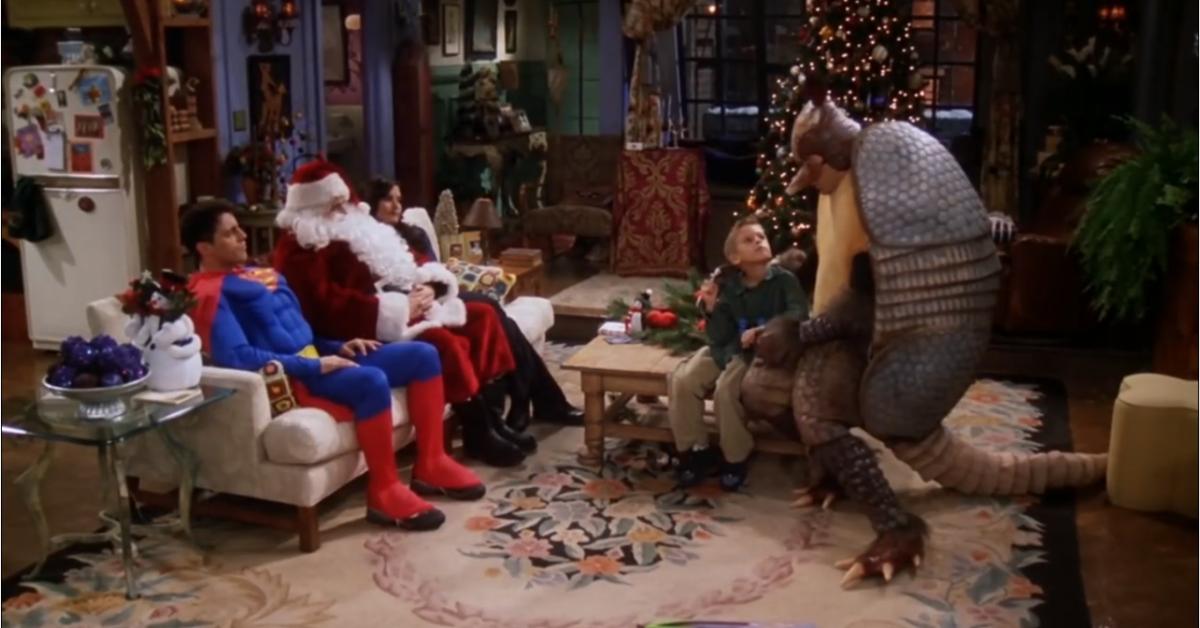 TOP 5 karácsonyi rész kedvenc sorozataidból