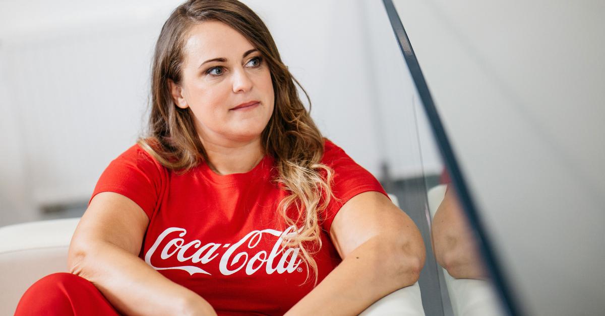 """""""A Colánál dolgozni olyan, mint egy folyamatos önismereti tréning"""" – interjú a Coca-Cola OD Manager-ével"""