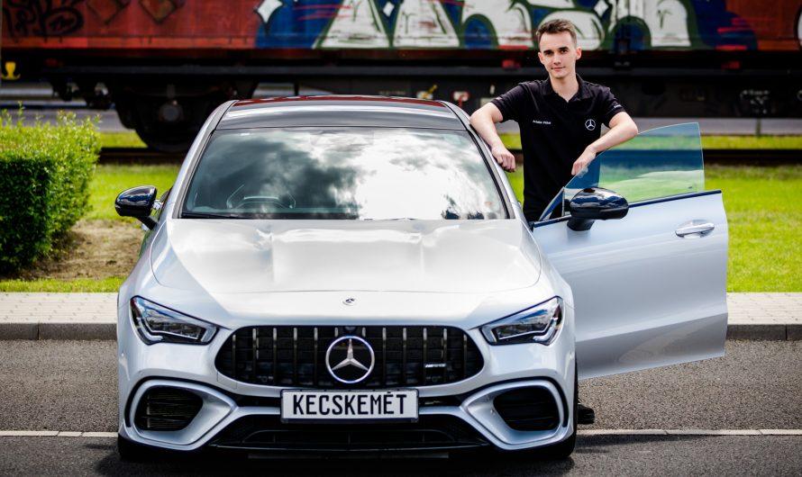 """""""Itt gyakornokként megtapasztalhatsz olyan dolgokat, amiket egyébként csak a diploma megszerzése után tudnál"""" – Interjú a kecskeméti Mercedes-Benz csapatával"""